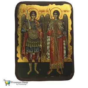 Εικόνα Αρχάγγελοι Μιχαήλ και Γαβριήλ