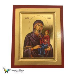 Εικόνα Αγία Άννα (χειροποίητη)