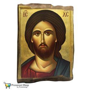Ιησούς Χριστός (Μοναστηριακή Εικόνα)