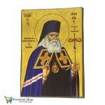 Μοναστηριακή Εικόνα Άγιος Λουκάς Ιατρός
