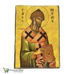 Εικόνα Άγιος Σπυρίδων (Μοναστηριακή)