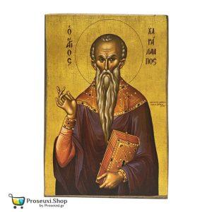 Εικόνα Άγιος Χαράλαμπος ο Ιερομάρτυρας