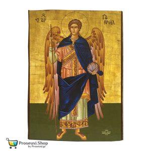 Μοναστηριακή Εικόνα Αρχάγγελος Γαβριήλ