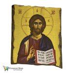 Ιησούς Χριστός Μοναστηριακή Εικόνα