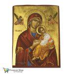 Εικόνα Παναγία Αμόλυντος (Μοναστηριακή)