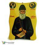 Κεραμική Εικόνα Άγιος Παΐσιος ο Αγιορείτης