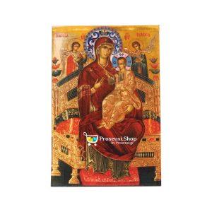 Αγιορείτικη Εικόνα Παναγία Παντάνασσα